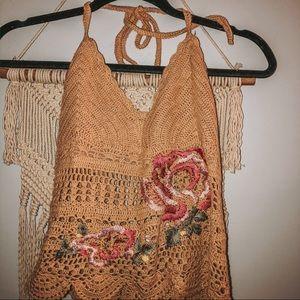 ✨ Crochet Tank top✨
